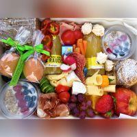 Frühstücksbox nach Wiener Art